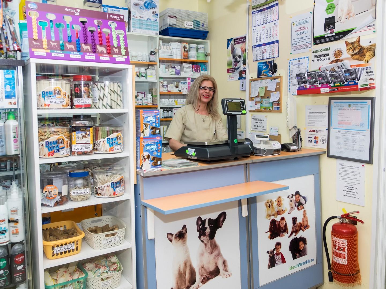 Farmacie veterinară